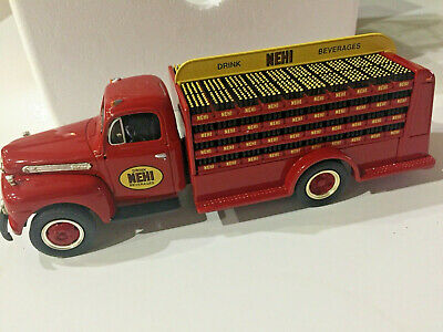 Vintage 90's Nehi (RC Cola) 1951 Replica of Ford F-6 Bottler's Truck-NEW in Box