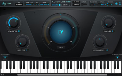 Antares – Auto-Tune Pro v9 VST 2020 ✅ lifetime activated✅ for windows fully vers