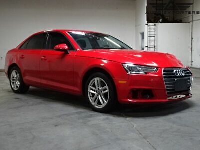 2017 Audi A4 ultra Premium 2017 Audi A4 Clean Title Damaged Vehicle Priced To Sell!! Won't Last L@@K!!