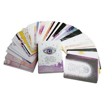 Tarot Cards Deck Universe Oracle Guidance Divination English Board Game WL