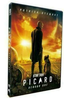 Star Trek: Picard Season 1 ( 3 DVD )  2020  new tv !!!