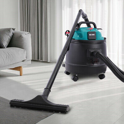 Wet and Dry Industrial 20L Dust Vacuum Cleaner Power Take Off Machine Extractor