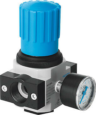 Festo 162589 LR-1-D-7-MAXI Pressure Regulator