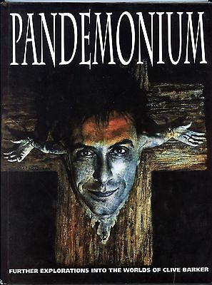 Clive Barkers Pandemonium, Signed and Numbered Hardback 164/300