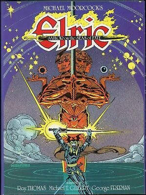 Elric: Sailor on the Seven Seas of Fate. Signed Limited Hardback 968/1200