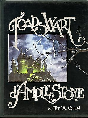 Toadswart D'Amplestone Signed and Numbered Hardback 76/325