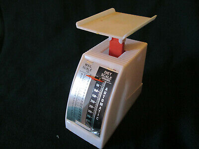 Vintage automatic Letter Postal Scale - Diet Scale