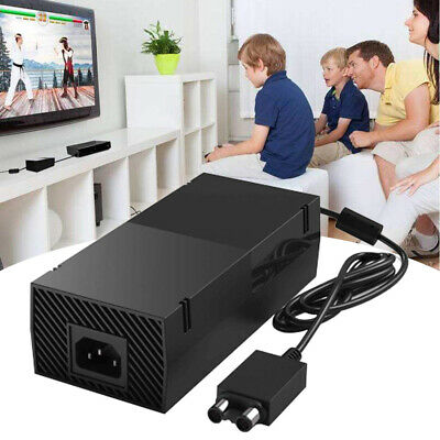 Brick Power Supply Adapter For X BOX ONE Console Main Plug Charger Cable Adapter