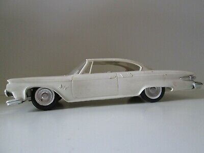 Vintage Chrysler Plymouth Promotional Model 1961 Fury