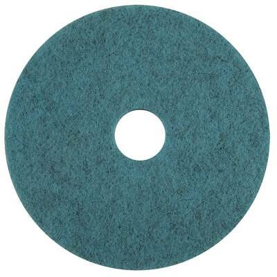 "Americo 403356 Floor Maintenance Pads 27"" Natural Blue Blend QTY 5"