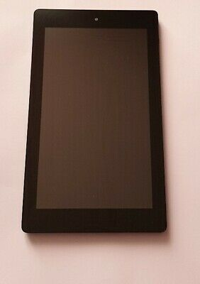 9th Generation Fire 7 inch Tab Screen