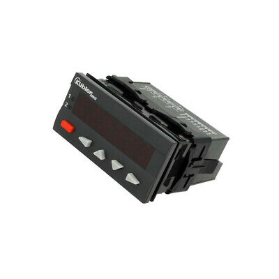 6.560.010.000 Counter: electronical 6-digit LED pulses/speed/time 0-999999 KUBLE