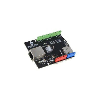 DFR0272 Module: shield ETHERNET Application: ARDUINO GPIO,SPI 5VDC DFROBOT