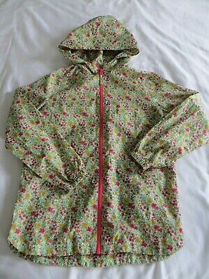 Girls NEXT Multi Ditsy Floral Print Hooded Lightweight Jacket  Age 11-12 years