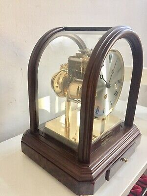 Beautiful Vintage Westminster Chime 4 Bells Clock By Hermle