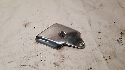 Ducati 748 916 996 OEM Exhaust Shield Guard Protector Stainless *Good Condition*
