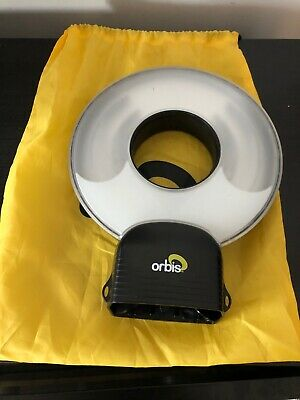Orbis Ring Flash Attachment Kit for Use with Existing Flash/ Strobe, Fits most