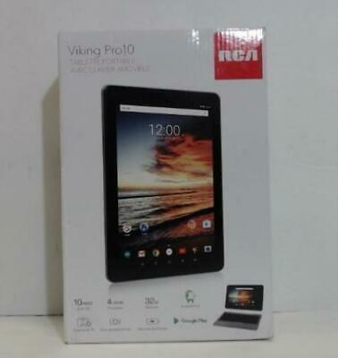 """NEW OPEN BOX RCA RCT6K03W13 Viking Pro10 10"""" 32GB Tablet with Keyboard $100"""
