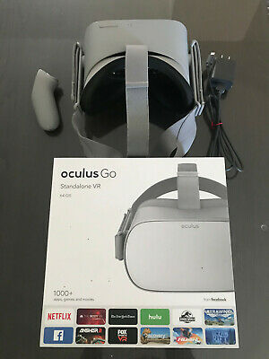 Oculus Go 64GB Stand-alone VR Headset, Excellent condition w/ Box
