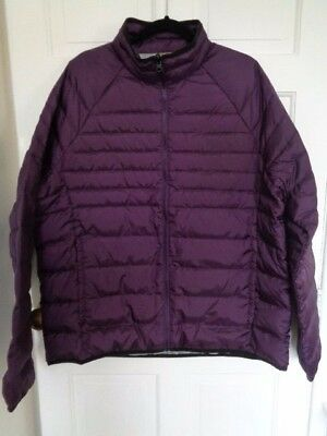New Mens Timberland Light Weight Padded Puffer Down & Feather Jacket Size Xxl