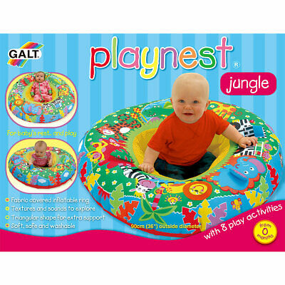 Baby Play Nest and Tummy Time Roller