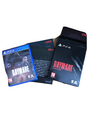 Daymare Black Edition PS4