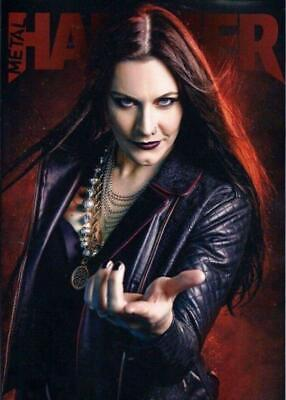 Floor Jansen Glossy Photo #4