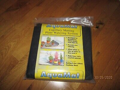 Aquamat Capillary Matting Watering System (All Recycled Materials)