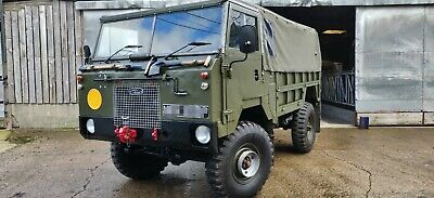 1976 Land Rover 101 Fc