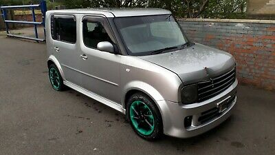 2004 Nissan Cube**Automatic**Free Road Tax**Damaged Salvage**Bargain - £1375**