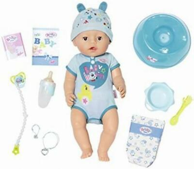 BABY born 824375 Soft Touch-Boy Interactive Function Doll