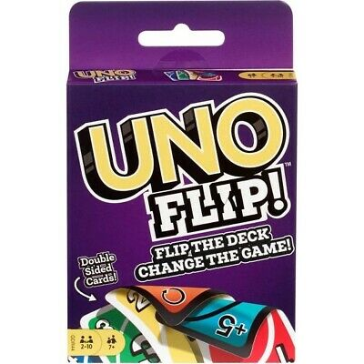 UNO Flip Family Card Game
