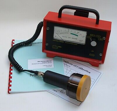 Mini Instruments Mini Monitor 900, Geiger Counter, Fully Working, Calibrated