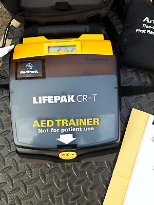 Defibrillator TRAINER - Physio Control CR-T (Simulates CR+)