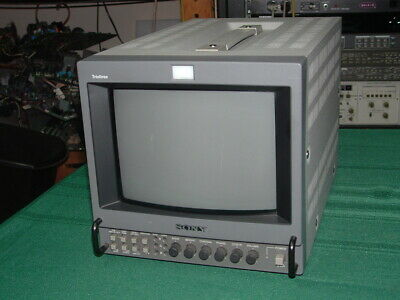 Sony Pvm-9042Qm/Pvm-8042Q Pro Video Monitor Bvm