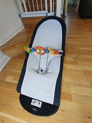 Baby Bjorn Bouncer Balance Soft With Toy Bar Reversible Chair