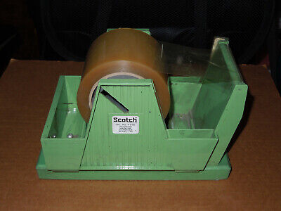 Scotch P-54W Weighted Mainline Tape Dispenser Model 169