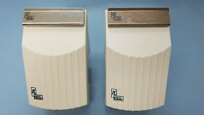 2 KAVO EWL Bench Top Dust Collectors Attachment Without  glass. Unused.