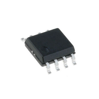 8X LM358AD Operational amplifier 700kHz 3-32V Channels: 2 SO8 TEXAS INSTRUMENTS