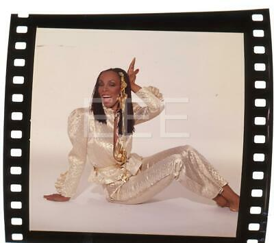 Donna Summer Music Singer Harry Langdon Transparency w/rights 146F