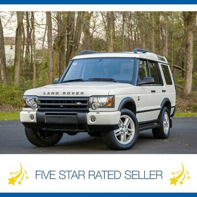 2004 Land Rover Discovery SE7 Diff Lock 7 Passanger 3rd Row Video Southern! 2004 Land Rover Discovery SE7 Diff Lock 7 Passanger 3rd Row Video Southern!