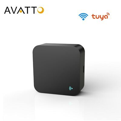 AVATTO S06 Mini Smart Home Automation 2 4GHz WIFI IR Remote with Alexa Google ho
