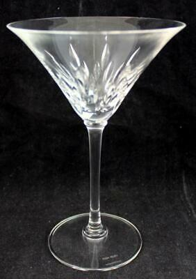 Wedgwood Crystal DUCHESSE Martini Glass 5-50105 GREAT CONDITION Vera Wang