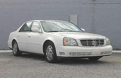 2005 Cadillac DeVille  54K ORIGINAL MILES! CARFAX CERTIFIED! EXTENDED WARRANTY! FLORIDA VEHICLE!