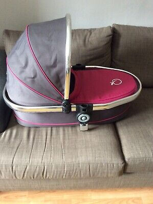 iCandy Peach Lower Carrycot In Berry Bon Bon
