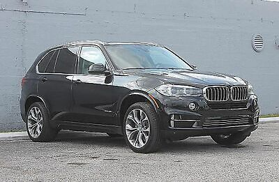 2015 BMW X5 xDrive35i  1 OWNER CARFAX CERTIFIED FLORIDA SUV EXTENDED WARRANTY HEADS UP DISPLAY