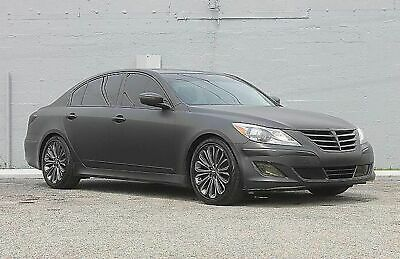 2014 Hyundai Genesis 5.0L R-Spec CUSTOM WRAP 5.0L R-SPEC 36 SERVICE RECORDS FLORIDA VEHICLE EXTENDED WARRANTY