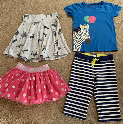 Girls Bundle 5-6 Years - Boden Joules Disney - Top Skirt Trousers