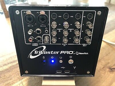 Trickster Pro by Newtek - Used - Powers Up - Not Tested