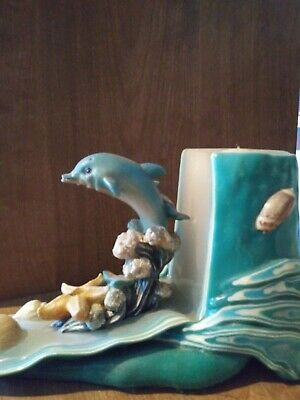 dolphin candle